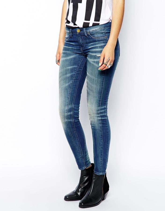 Blank NYC Skinny Jeans - Blue