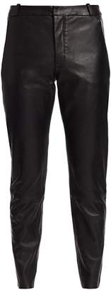 LAMARQUE Morissa Leather Trousers