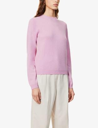 People's Republic Of Cashmere Round-neck cashmere jumper