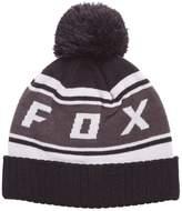 Fox Black Diamond Pom Beanie - Black