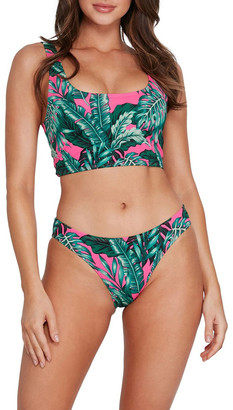 Billabong Boulevard Crop Bikini Top 6592760X