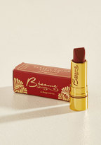Besame Cosmetics Rip-Roaring Radiance Lipstick in Victory Red