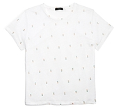 Rails Girls' Carlyn Pineapple Tee - Little Kid, Big Kid