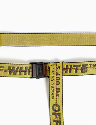 Off-White Mini industrial tape jacquard belt