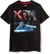 Old Navy Star Wars Graphic Tee for Boys