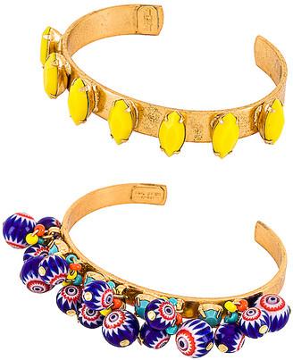 Elizabeth Cole Blake & Quinn Bracelet Set