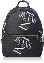Armani Jeans All Over Logo Placement AJ Backpack
