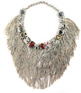 Iosselliani Anubis Fringe Necklace