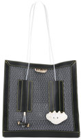 Theatre Products textured tote - women - Leather - One Size
