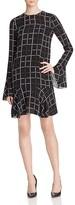 Theory Marah Printed Silk Dress - 100% Bloomingdale's Exclusive