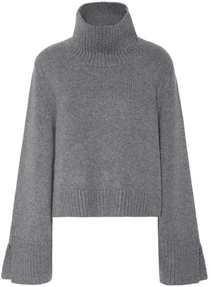KHAITE Marion high-neck cashmere sweater