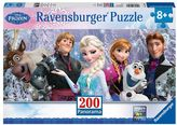 Ravensburger Disney's Frozen 200-Piece Panorama Puzzle by