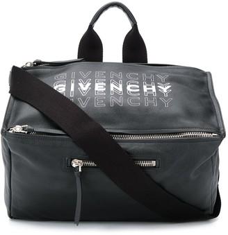 Givenchy Logo Printed Tote