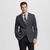 Merona Men's Slim Fit Suit Jacket Gray