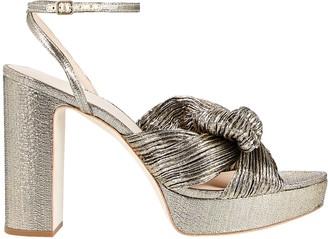 Loeffler Randall Natalia Knotted Platform Sandals