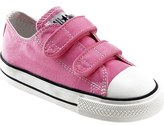 Converse Chuck Taylor ® 'Double Strap' Sneaker (Baby, Walker & Toddler)