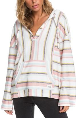 Roxy Island Vibes Stripe Hoodie