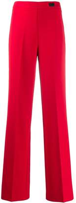 Blumarine Be Wide-Leg Trousers