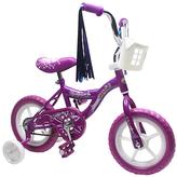 Purple Road Fairy Kids BMX Bike