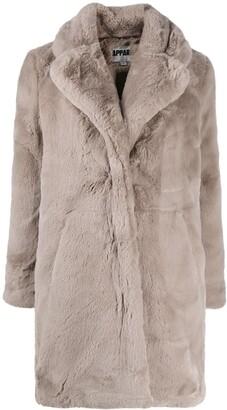 Apparis Sasha faux-fur coat