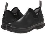 Bogs Urban Farmer (Black) Men's Slip on Shoes
