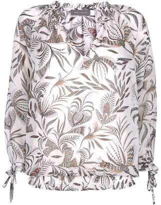 Mint Velvet Bella Floral Print Boho Top