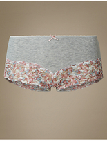 M&S Collection Midi Knickers