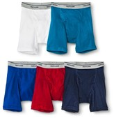 Fruit of the Loom Boys' 5-pack Boxer Briefs - Assorted Colors
