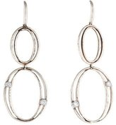 Ippolita Diamond Snowman Drop Earrings