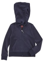 Juicy Couture Toddler Girl's Robertson Microterry Hoodie