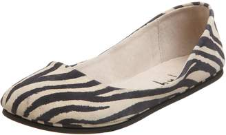 French Sole Fs Ny Women's Sloop Suede Ballerina