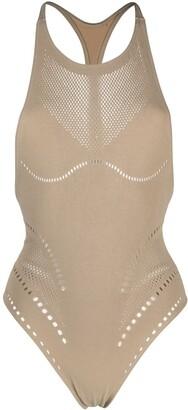 Stella McCartney Stellawear graphic bodysuit