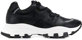 Cinzia Araia chunky lace-up sneakers