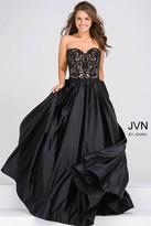 Jovani Sweetheart Neck Embellished Bodice Prom Ballgown JVN45591