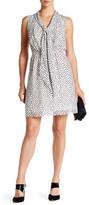 Betsey Johnson Dipping Dots Chiffon Dress