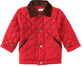 Ralph Lauren Boy Quilted Barn Jacket