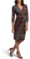 ECI Women's Stripe Sheath Dress