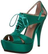 Women's S257A Platform Oxford Sandal