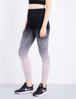 Pepper & Mayne Compression stretch-jersey leggings