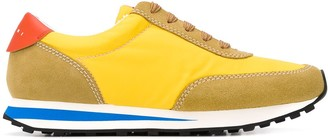 Marni Colour-Block Sneakers