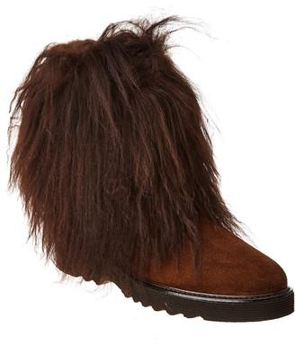 Aquatalia Kaegan Weatherproof Leather Boot