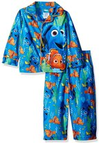 "Disney Finding Dory Little Boys' Toddler ""Sleepy Swim"" 2-Piece Pajamas"