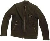 Philipp Plein Anthracite Cotton Jackets