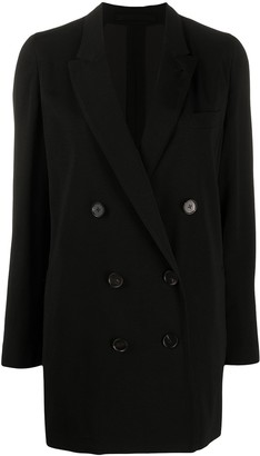 Lardini Double Breasted Blazer Jacket