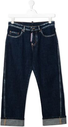 DSQUARED2 Long Kawaii jeans
