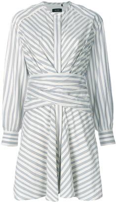 Isabel Marant striped Victoria dress