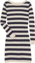 Kova & T Mia striped cashmere sweater