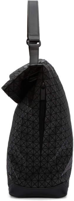 Bao Bao Issey Miyake Black W Face Tote