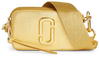 Marc Jacobs Double Top-Zip Crossbody Bag