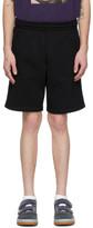 Acne Studios Black Fleece Shorts
